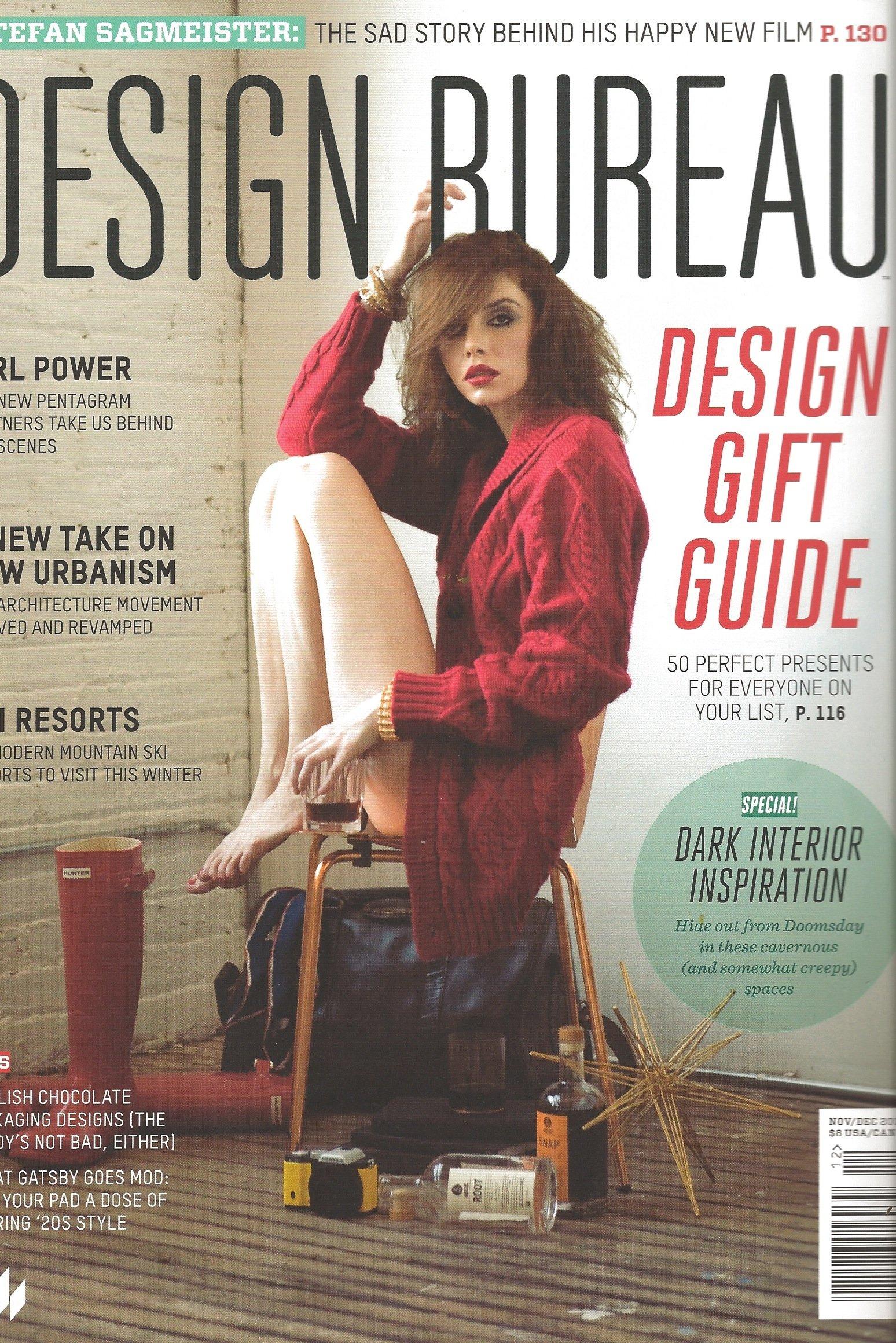 design bureau cover